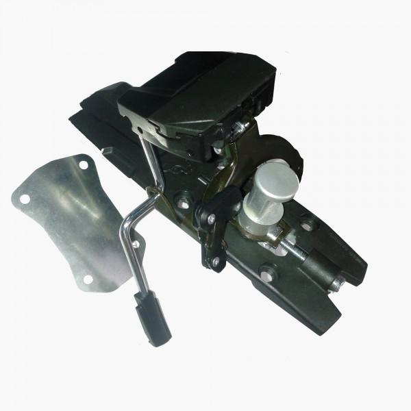 Radical ST und Rotation 7 Skitourenbindung - Grundplatte Hinterbacken in 92mm Stopperbreite